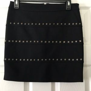 Candie's Embellished Black Skirt Size Medium M